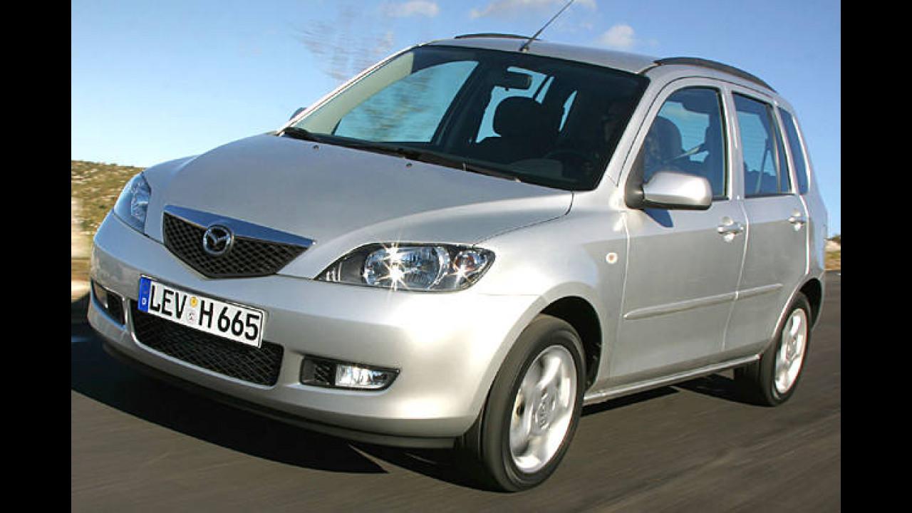 Schnäppchen-Mazda