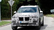 BMW X7 üretime hazır far casus fotoğrafları