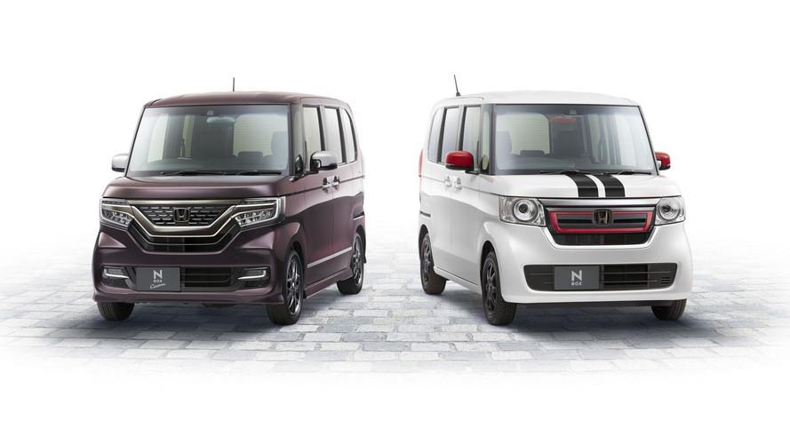 All-New Honda N-Box Kei Car Revealed, Targets 15K Units In Japan