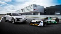 2017 - Audi e-tron FE04 Formule E
