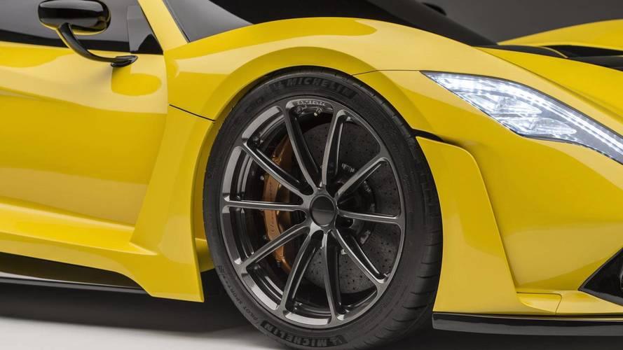 Michelin trabaja en un neumático que alcance 482 km/h