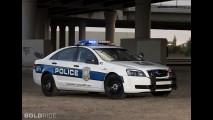 Chevrolet Caprice Police Patrol Vehicle