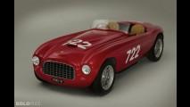 Ferrari 166 Inter Spider Corsa