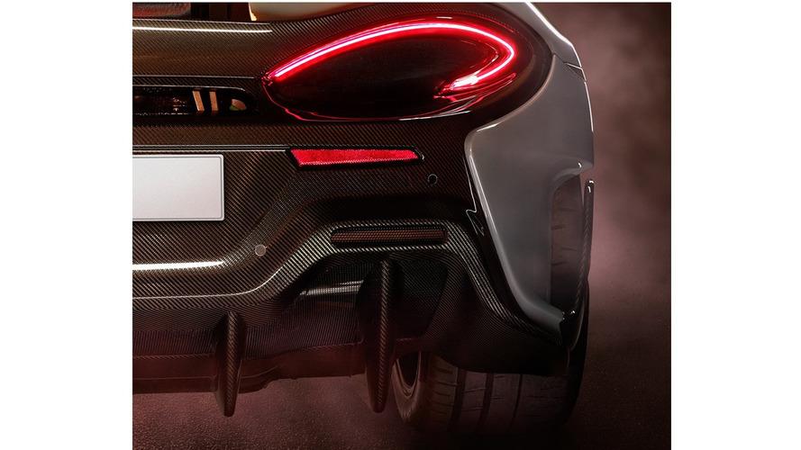 McLaren hardcore 570S version teaser image