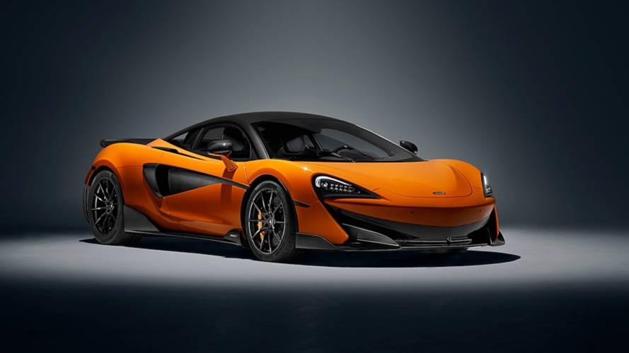 McLaren, Goodwood'a turuncu bir 600LT getirecek