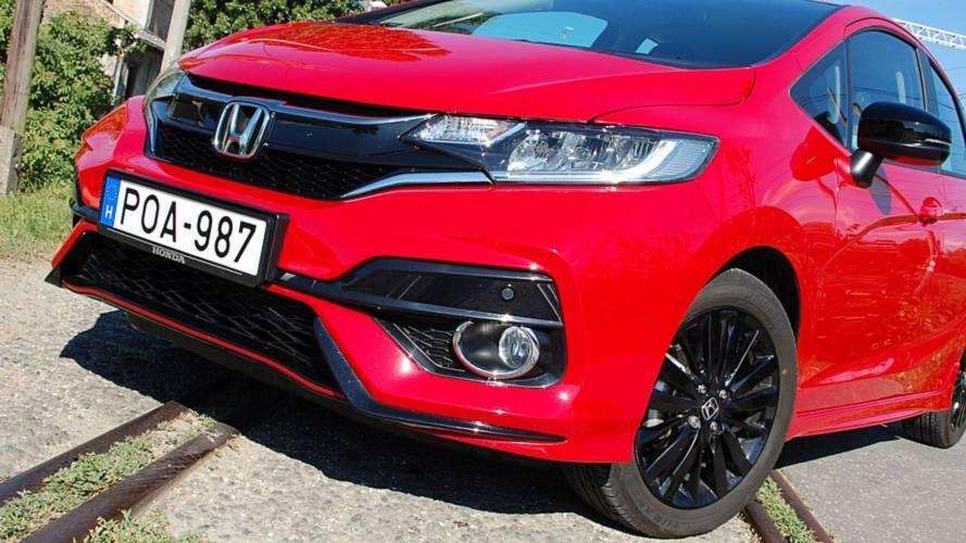 Honda Jazz 1.5 Dynamic: a nagy szemfényvesztő