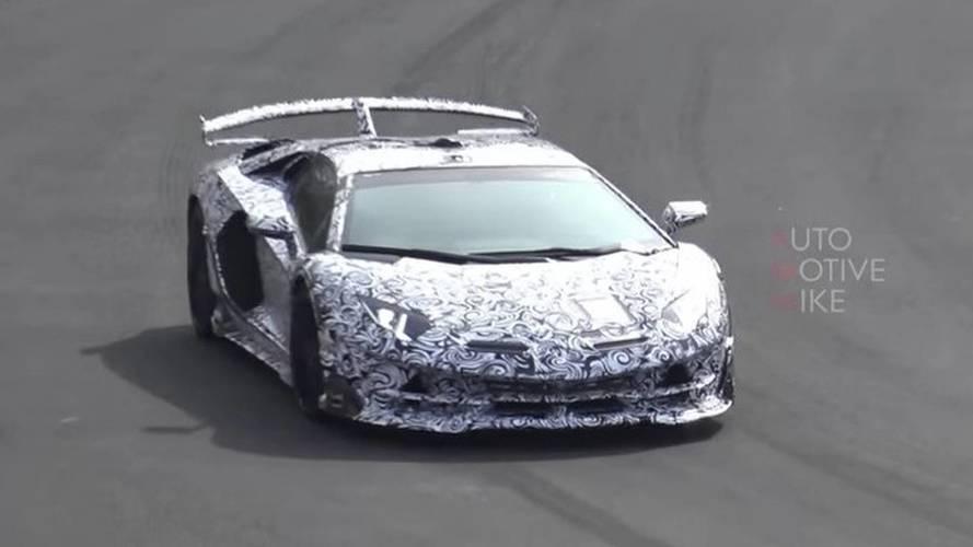 La Lamborghini Aventador SVJ veut faire la peau à la Porsche 911 GT2 RS