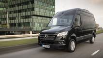 2019 Mercedes-Benz Sprinter: First Drive