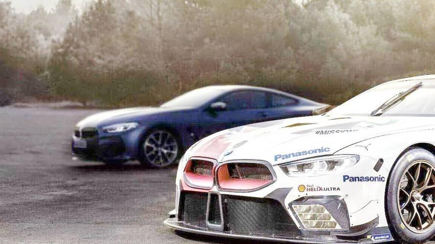 Novo BMW Série 8 Coupe tem estreia confirmada para 15 de junho
