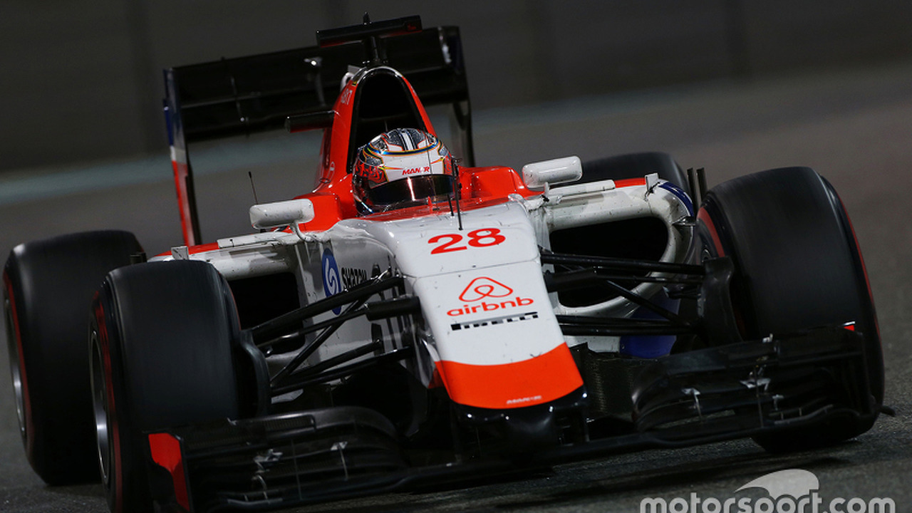 Will Stevens, Manor Marussia F1 Team