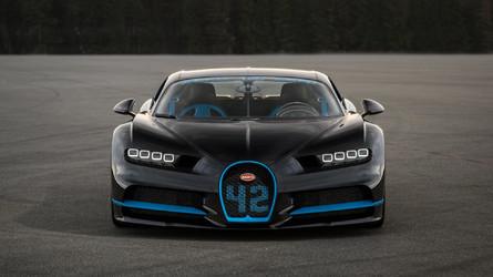 A világ minden pontjáról visszahívják az értékesített Bugatti Chironok egy részét