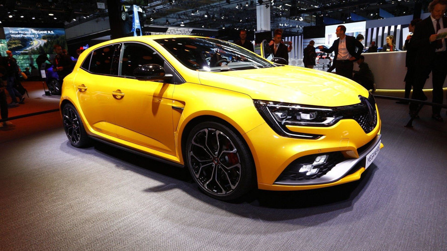 Renault lança novo Megane RS para encarar Golf R e Civic Type R
