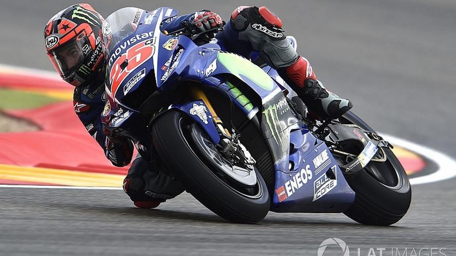 Moto GP - Viñales derrota Lorenzo pela pole; Rossi surpreende e é 3º