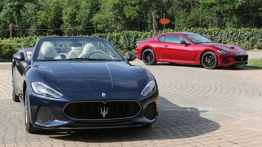 Maserati GT modellerinin 70 yıllık tarihinde hızlı bir tur