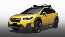Subaru XV Fun Adventure konsepti