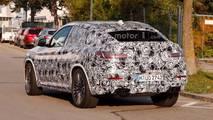 BMW X4 M 2018, fotos espía