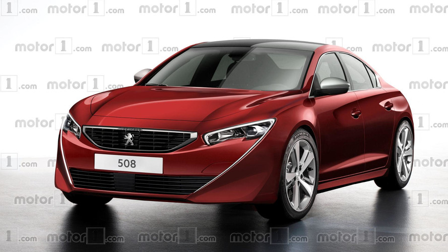 All-New Peugeot 508 Coming To Geneva Motor Show Next Month