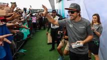 Fernando Alonso 2017