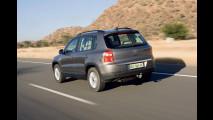 La Volkswagen Tiguan in Namibia