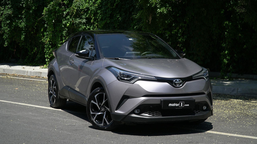 2017 Toyota C-HR 1.2 Turbo Dynamic 4X4 MDS | Neden Almalı?