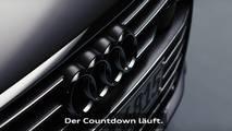 Audi A6 Teaser Videosu