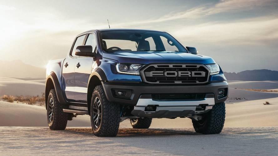 Ford Ranger Raptor (2018)