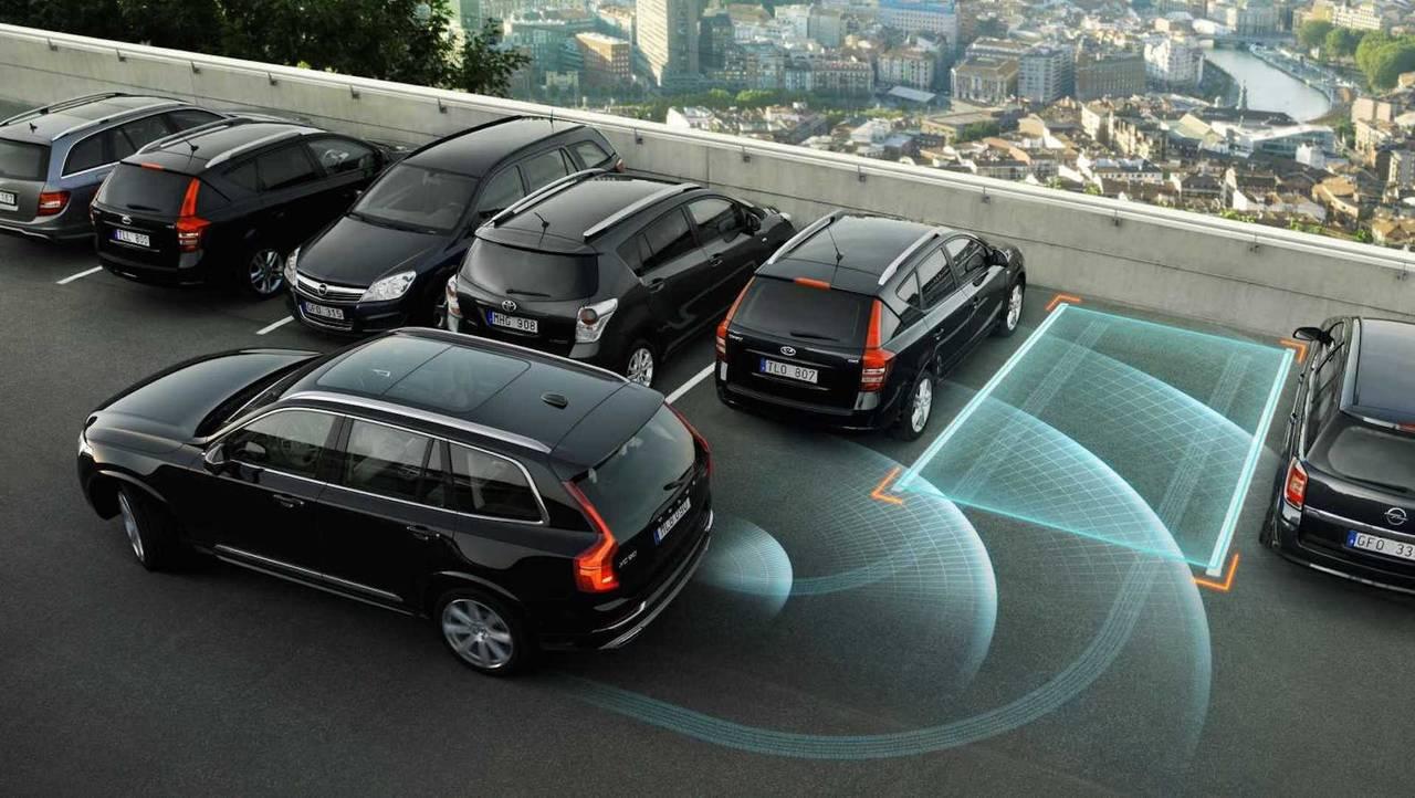 7. Self-Parking System