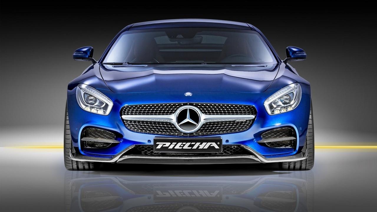Mercedes-AMG GT S by Piecha 001