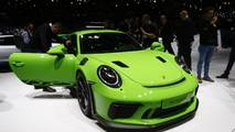 Porsche 911 GT3 RS at the 2018 Geneva motor show