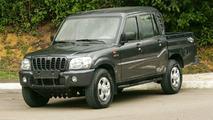 Mahindra Scorpio Four-door Pick-up truck