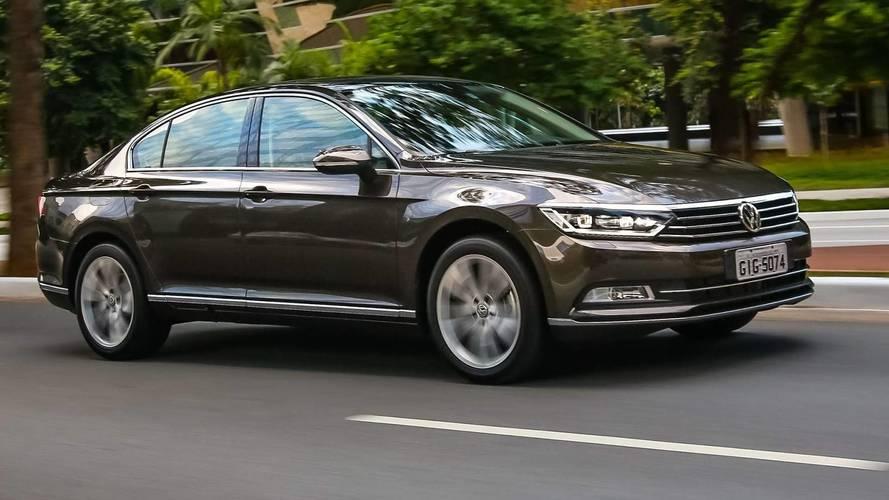 Teste Instrumentado VW Passat Highline - Discreta eficiência