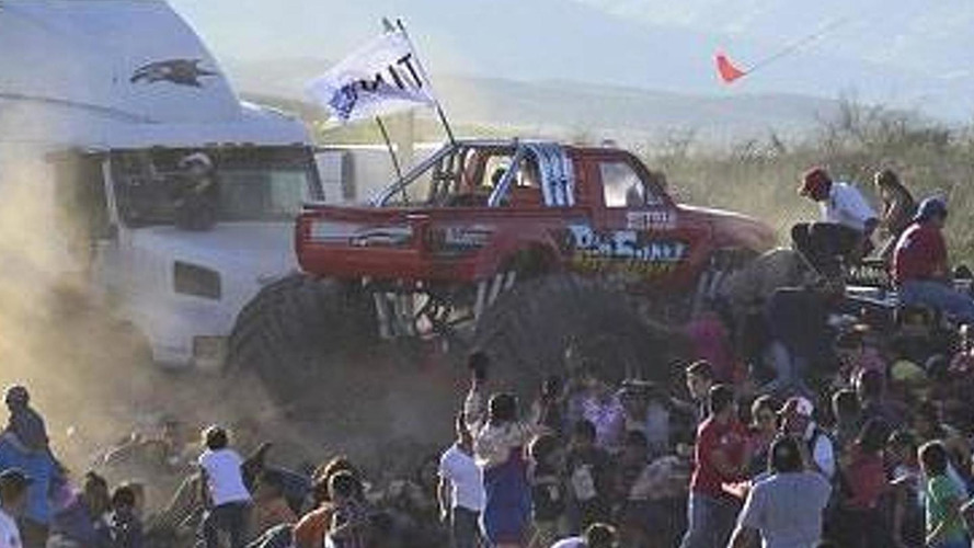 Monster truck driver who killed nine people is being accused of manslaughter