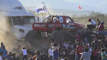 Monster truck ploughs into crowd killing 8 people