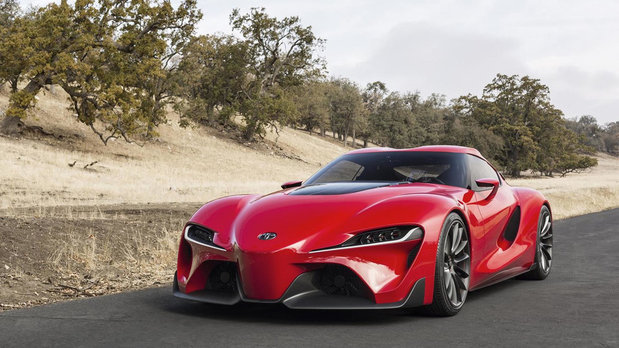 Toyota Supra could eschew a hybrid powertrain