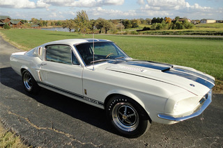 Sold Ride: 1967 Ford Mustang Shelby GT500