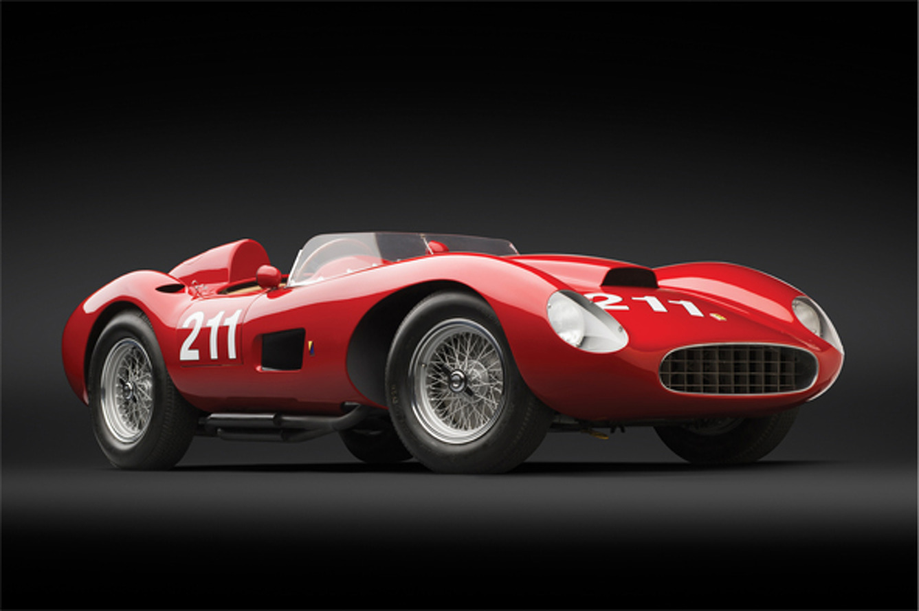 Event Highlights: Top 5 Million Dollar-Plus Cars Auctioned at Monaco
