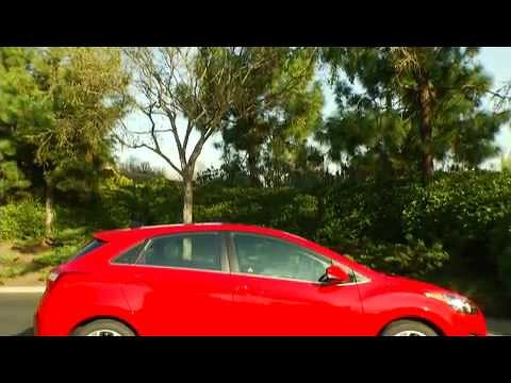 2013 Hyundai Elantra GT B-Roll