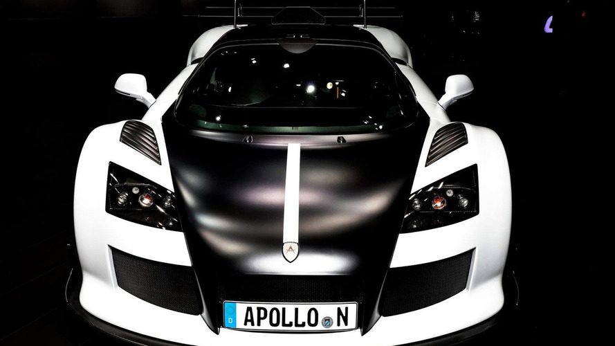 Apollo N launched in Geneva as revised Apollo Enraged