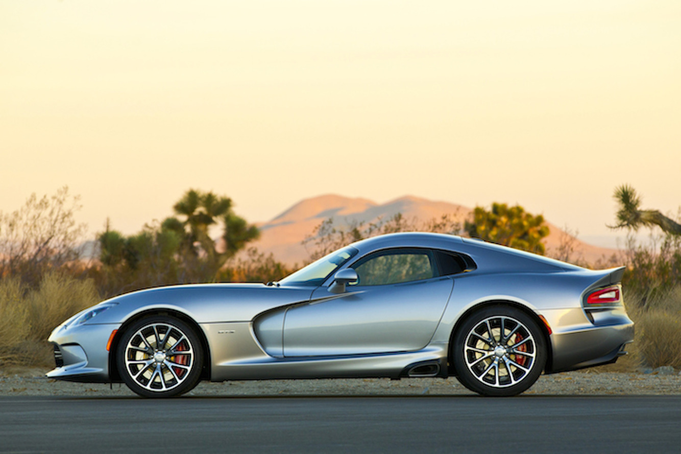 Dodge Viper Gets $15K Price Cut, Starts at $84,995