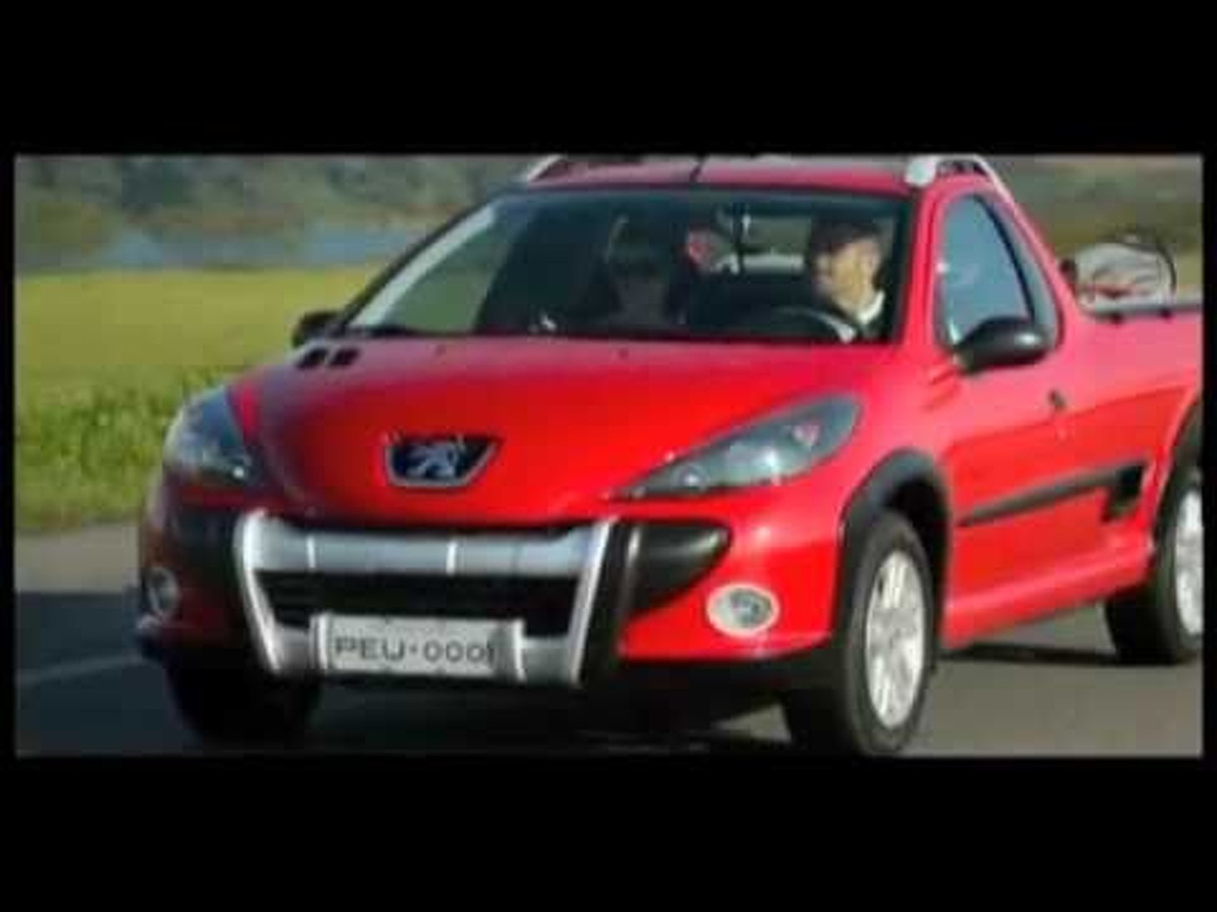 Peugeot Hoggar - Automaq SAECA