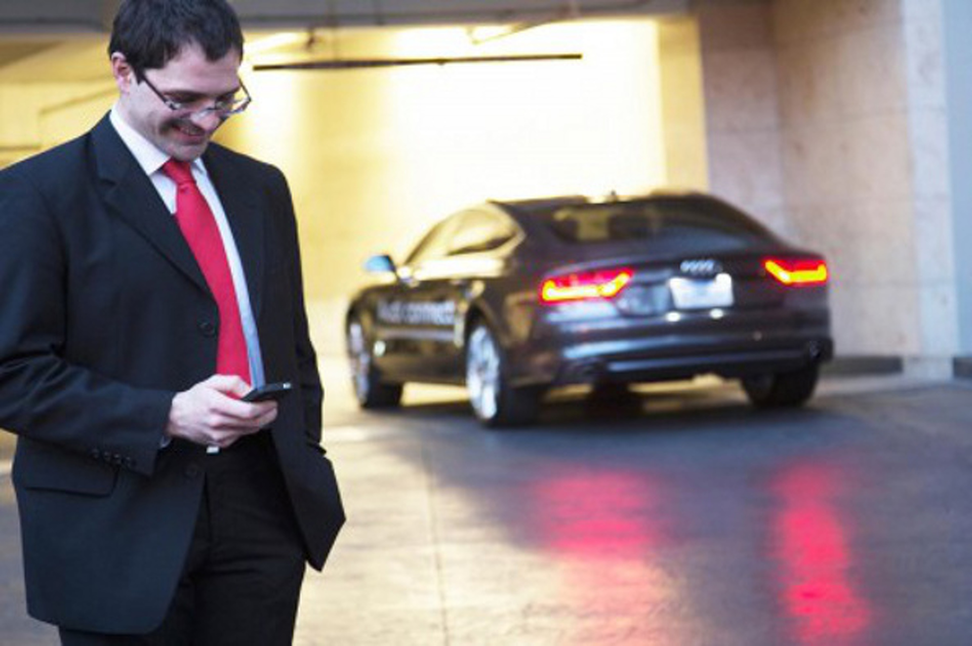 Audi Testing Automated Parking, Including Payment!