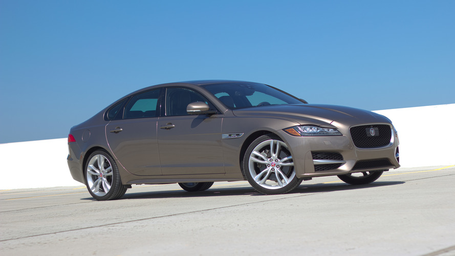 Review: 2016 Jaguar XF 35t