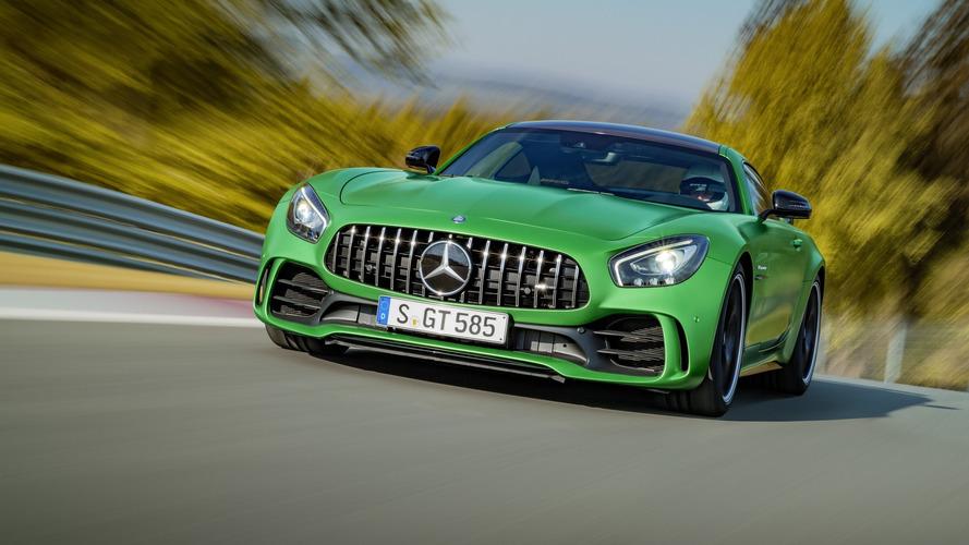 Mercedes, AMG GT C Coupe ile geliyor