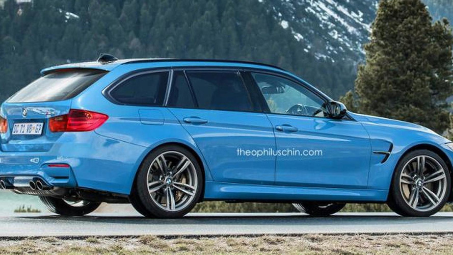 BMW slashes rumors of M3 Touring