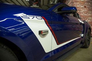 "Roush is Bringing Back the Ford Mustang ""Warrior"" for 2016"