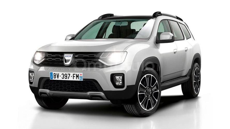 Dacia Duster New Model >> Dacia Duster Black Touch is the new flagship version