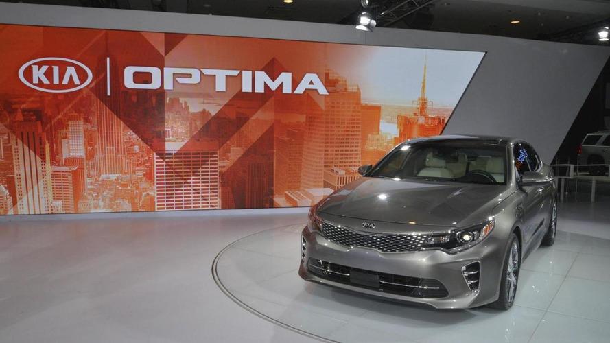 2016 Kia Optima çatlayıp kırılabilen tahrik mili yüzünden geri çağrıldı