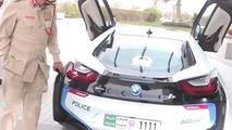 BMW i8 for Dubai Police