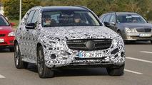 2015 / 2016 Mercedes GLK / GLC spy photo
