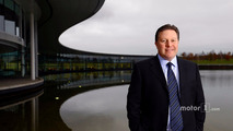 Zak Brown, McLaren Technology Group Executive Director